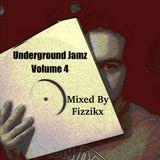 Underground Jamz Volume 4 Mixed By Fizzikx (November 2016)
