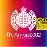 MINISTRY OF SOUND-THE ANNUAL 2002-CD1