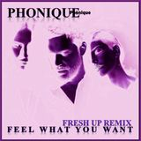 PHONIQUE - FEEL WHAT YOU WANT (FRESH UP REMIX BY SOUTHMIND)