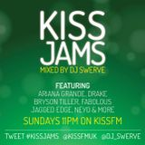 KISS JAMS MIXED BY DJ SWERVE 10 JAN 16