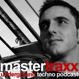 Saimon hits you where it hurts in the latest Mastertraxx Techno Podcast