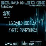 Sound Kleckse Radio Show #251 - David More & Sentex