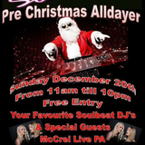 Lee Aitch live set at The Soulbeat Radio Christmas alldayer @ The Northern Belle,Margate 20-12-15