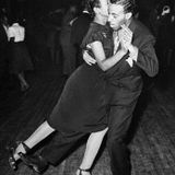 lindy hop and blues live set in Orleans 16/04/2016