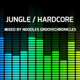 JUNGLE & HARDCORE NU-GENERATION VOL 7  VINYL MIX NOODLES GROOVECHRONICLES
