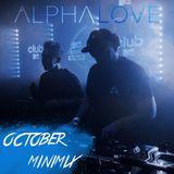 Alphalove Minimix - October