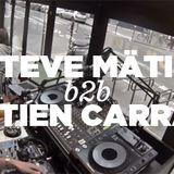 Steve Mätik b2b Bastien Carrara • LeMellotron.com