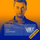 Quintino at Ibiza Calling - July 2014 - Space Ibiza Radio Show #14