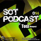 Tosi @ SOTPODCAST014 02/05/2012   Sound Of Techno