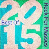 ROCK FOR MASSES - MELHORES MÚSICAS DE 2015