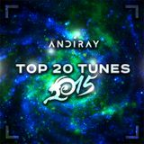 Andi Ray - TOP20 of 2015 Mix