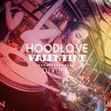 HOODLOVE VALENTINE - DJ YUKIE