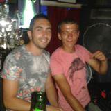 DJ Aleks Nikolov and Zlatko Nalbanski B day party at Pandora moda bar