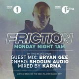 Bryan Gee - Guest Mix 2016 - Friction - BBC Radio 1