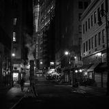 The city sleeps