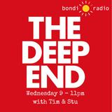 The Deep End Podcast 23rd Aug 2017 with Gary Broadband (MTDJs) & Stu Kelly