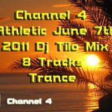 Channel 4 Athletics 2011 Mix By Dj Tilo