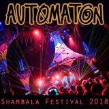 Automaton - DJ Set at Shambala Festival, UK. 2018.