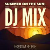 Summer on the Sun: DJ Mix