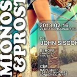 Kamionosok & Prostik Party London 2013 Mixed by Siscok Club-House