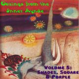 Oozings from the Inner Mynde - Volume 5: Shades, Square & Purple