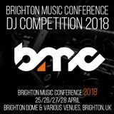 SasBrighton Music Conference Contest - Sascha Quicker at Househeads RAdio 26.2.18
