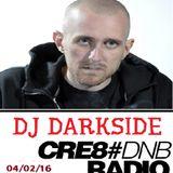 DJ Darkside Cre8dnb 04/02/16