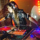 Cynthia Zapata Live on Soulmix Radio 12/23/18