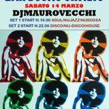 DjMauroVecchi Live@barduomo set02 after dinner