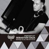 Sebastian Daza. Artista Colombia Techno, Podcast 017 ( Talento de Cali, Valle )