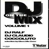 Dj on the Mix 1993 Claudio Coccoluto
