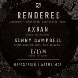 Kenny Campbell @ Drøne - AATMA Manchester - 09.03.2018
