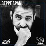 Behind the Radio Podcast 015 : Beppe Spanu