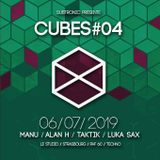 Alan H Live Dj Set @ Cube4 Studio Saglio SXB