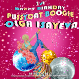 O. ISAYEVA - Birthday Gift for PUSSYCAT BOOGIE ( 28 August 2017)