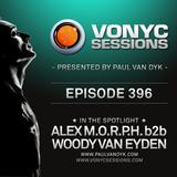 Paul van Dyk's VONYC Sessions 396 - Alex M.O.R.P.H. b2b Woody van Eyden