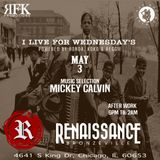 Mickey Calvin @ I Live for Wednesdays 5/3/17