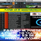 Fab vd M Presents A Trip To The Trance World Episode 53 Season 11