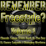 Remember Freestyle? Volume 1 (Compilation Set)