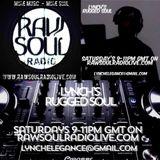 Rugged Soul on RawSoul Radio 23-12-17