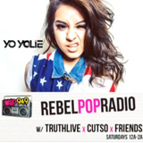 Rebel Pop Radio - Ep 19 - 07.04.15