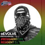 #ReggaeRecipe Resident DJ 002 - dEVOLVE (@iamdevolve)