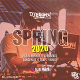 Spring 2020 // R&B, Hip Hop, Afrobeats, Dancehall, Trap & House // Instagram: djblighty