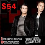 Myon & Shane 54  -  International Departures 279 on DI.FM  - 13-May-11