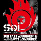 Soi presents SUB BASS WARRIORS -Soi RADIO #05-