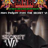 Marc Padgett - The Secret VI Interview 2014