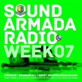 Sound Armada Reggae Dancehall Radio Show | Week 07 - 2017