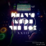 -Vol.XXIII- GUESTMIX: What's inside the Box? ft. Tantum (Februar 2019)