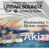 Urban Soundz S01E12 (dj-bac meets AkizzBeatzz) @ Cannibal Radio