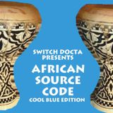 African Source Code -cool blue edition-
